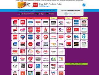 guide-radio.com screenshot