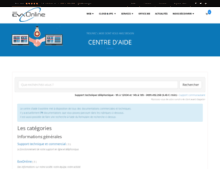 guide.evxonline.com screenshot