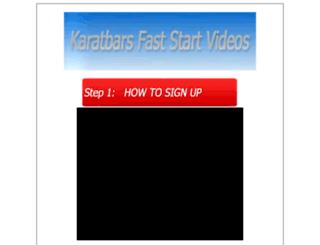 guide.karatbars-review.com screenshot