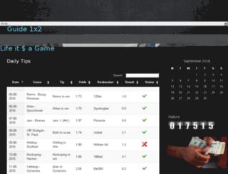 guide1x2.com screenshot