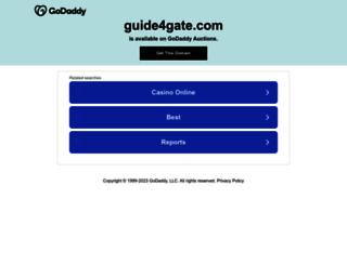 guide4gate.com screenshot