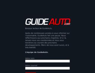guideauto.com screenshot