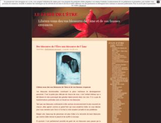 guidedeltre.unblog.fr screenshot
