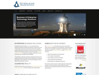guidelightsolutions.com screenshot