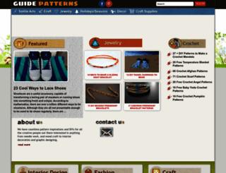 guidepatterns.com screenshot