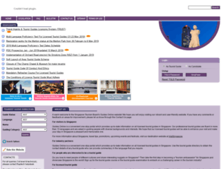 guides-online.yoursingapore.com screenshot