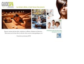 guidespa.com screenshot