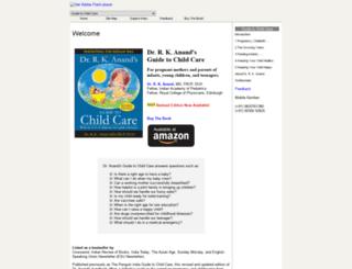 guidetochildcare.org screenshot