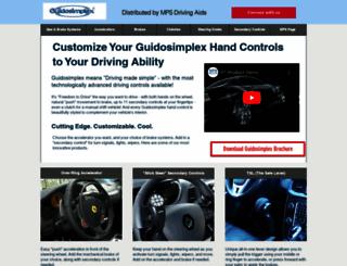guidosimplexusa.com screenshot