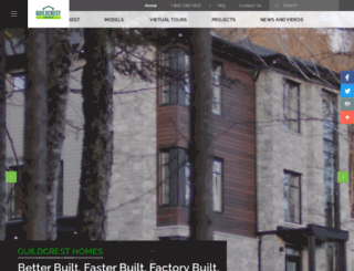 guildcrest.com screenshot