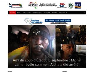 guineedirect.org screenshot