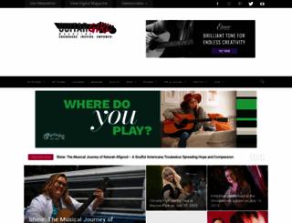 guitargirlmag.com screenshot