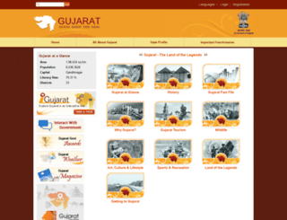 gujaratindia.com screenshot