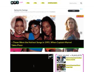 gujrati.mp3.com screenshot