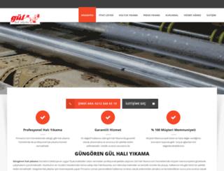 gul-haliyikama.com screenshot