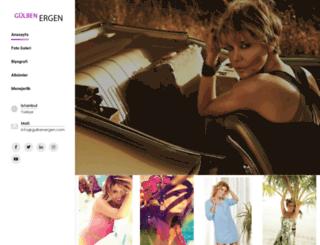 gulbenergen.com screenshot
