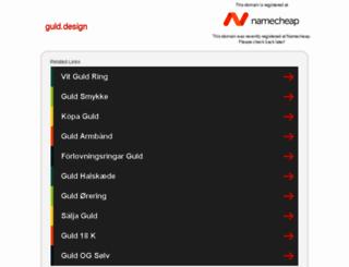 guld.design screenshot