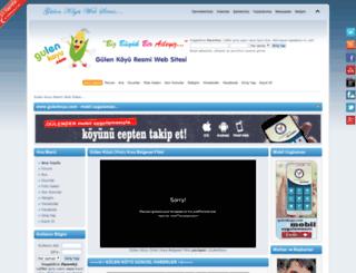 gulenkoyu.com screenshot