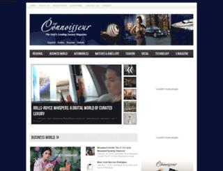 gulfconnoisseur.com screenshot