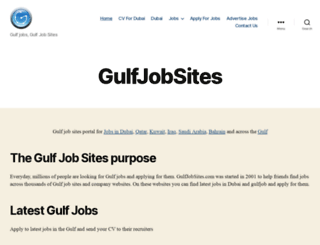 gulfjobsites.com screenshot