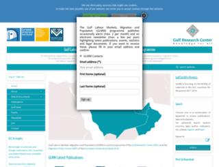 gulfmigration.eu screenshot