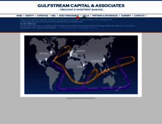 gulfstream-capital.com screenshot