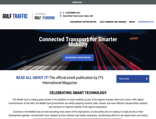 gulftraffic.com screenshot