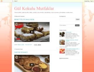 gulkokulumutfaklar.com screenshot