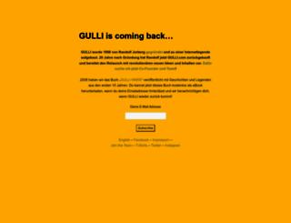 gulli.com screenshot