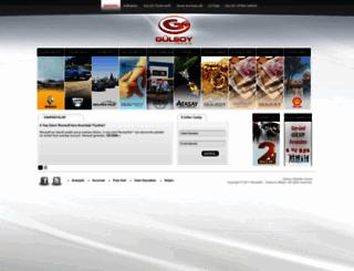 gulsoylargroup.com screenshot