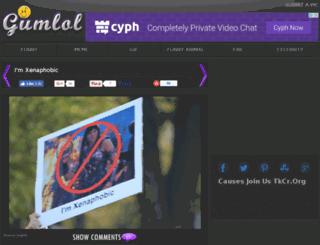 gumlol.com screenshot