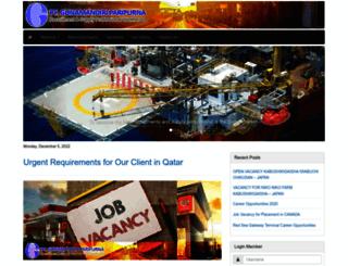 gunamandiri.com screenshot