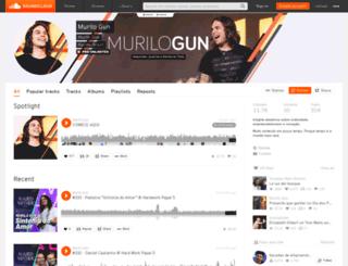 guncast.com.br screenshot