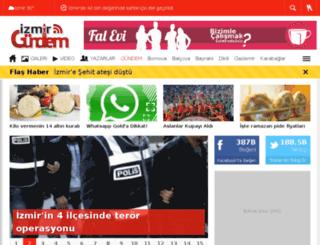 gundem.izmirgundem.com screenshot