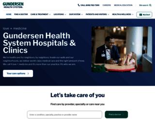 gundluth.org screenshot