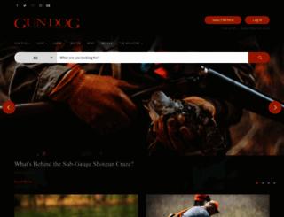 gundogmag.com screenshot