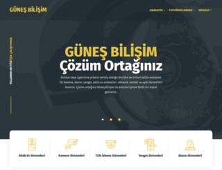 gunesbilisim.net screenshot