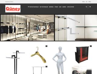guney.com.tr screenshot