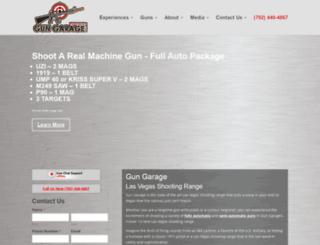gungarage.com screenshot