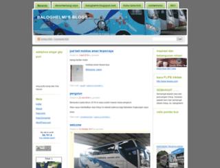 gunhelmi.wordpress.com screenshot
