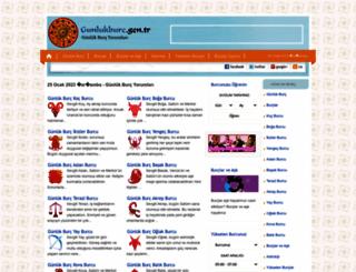 gunlukburc.gen.tr screenshot