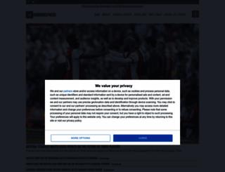 gunnersphere.com screenshot