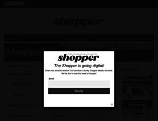 gunnisonshopper.com screenshot