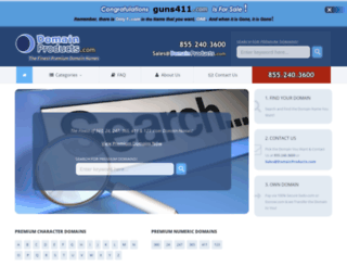 guns411.com screenshot