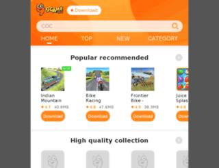 gunshipbattlehelicopter3d.9game.com screenshot