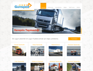 gunsped.com.tr screenshot