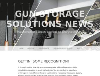 gunstoragesolutions.wordpress.com screenshot