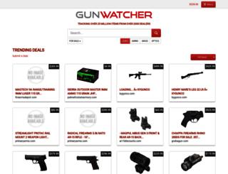 gunwatcher.com screenshot