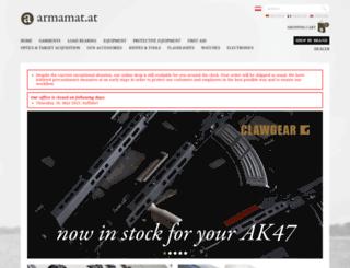 gunzone.at screenshot