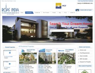 gurgaonpropertybooking.com screenshot